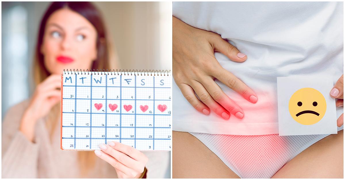 Todo lo que pasa durante la menstruación y de lo que nadie quiere hablar