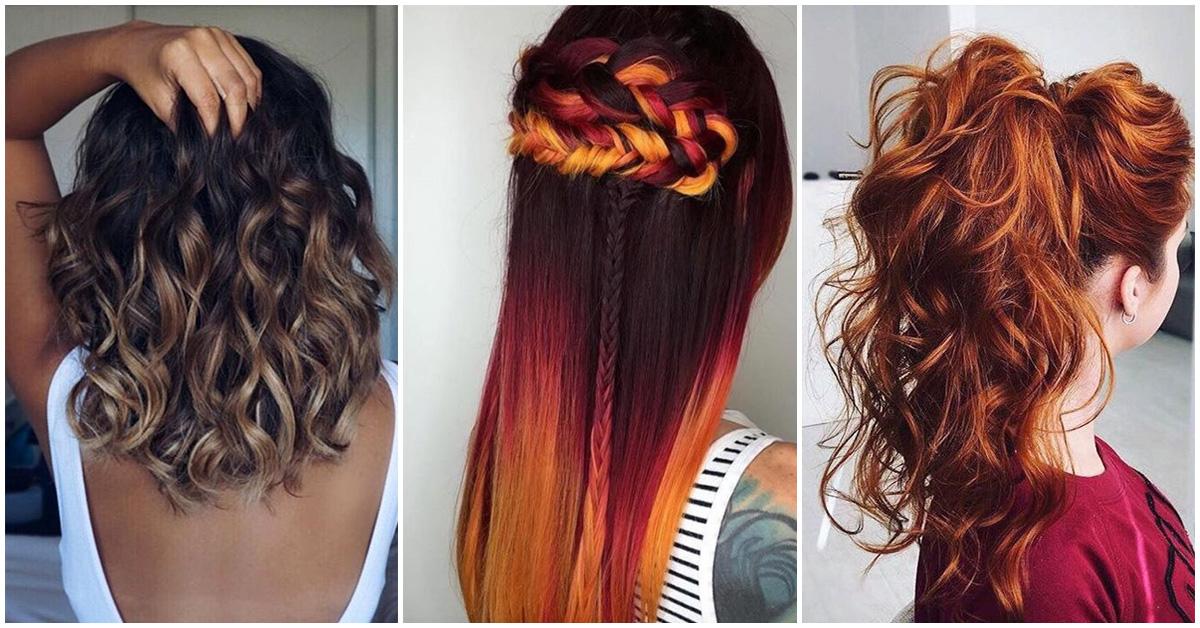 Peinados para lucir preciosa en otoño