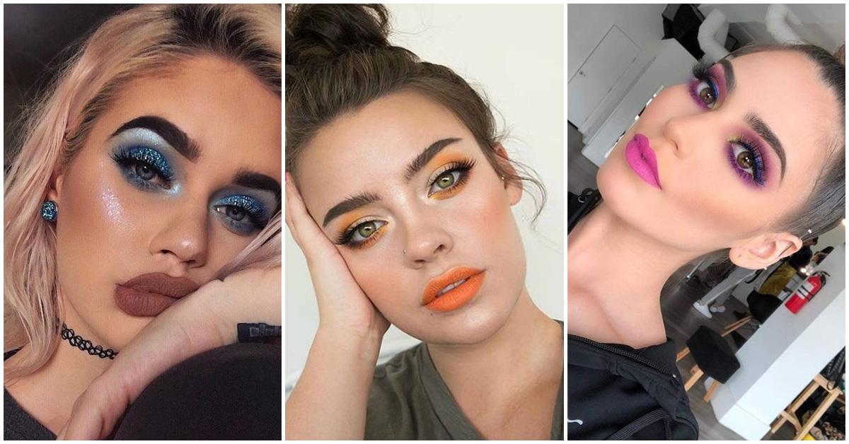 Smooth eyes ¿Cómo lograr este makeup?