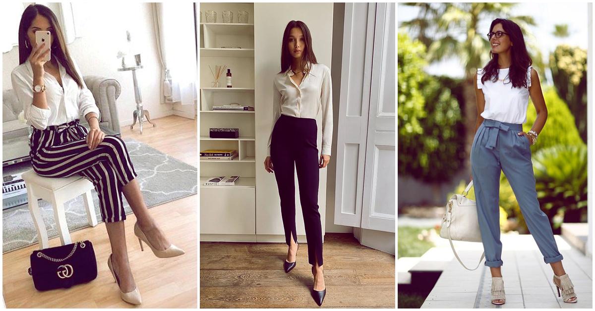 Cómo ir vestida a una entrevista de trabajo a tus veintitantos