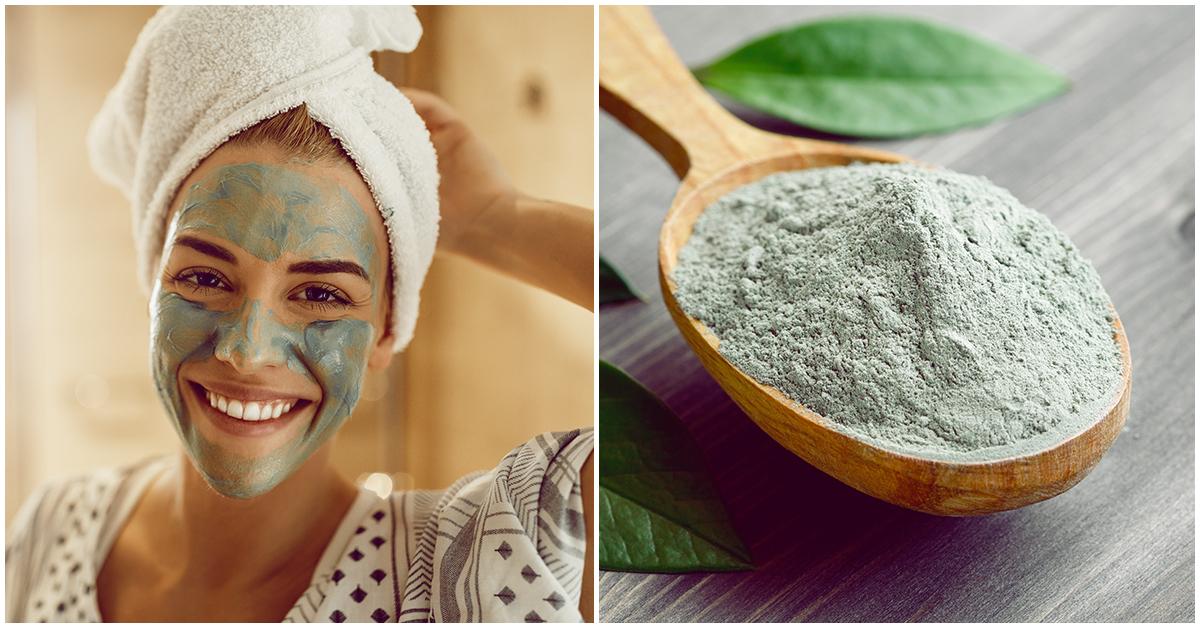 Mascarilla de té verde en casa para hidratar tu piel