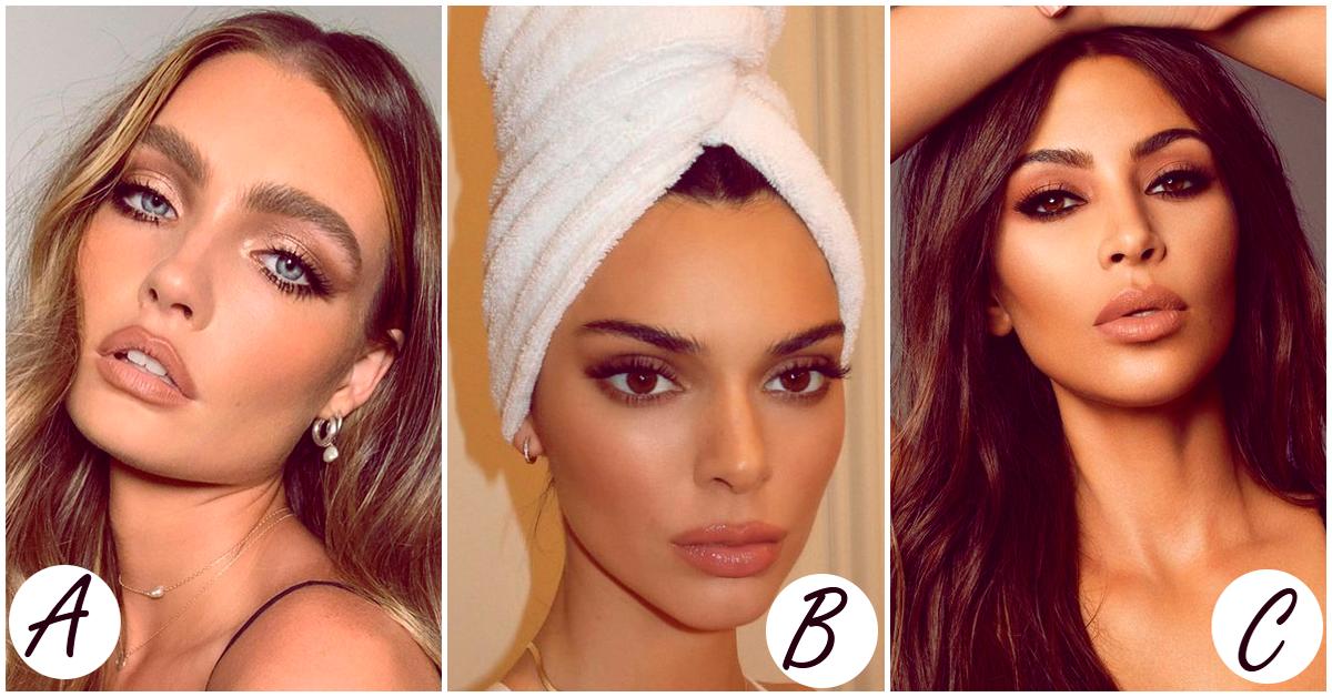 Cómo maquillarte con tonos terrosos durante el día