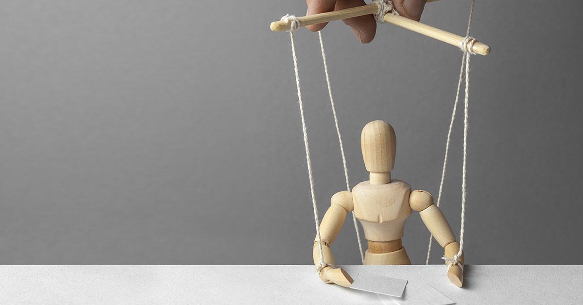Cómo darle la vuelta un manipulador y mejorar tu vida