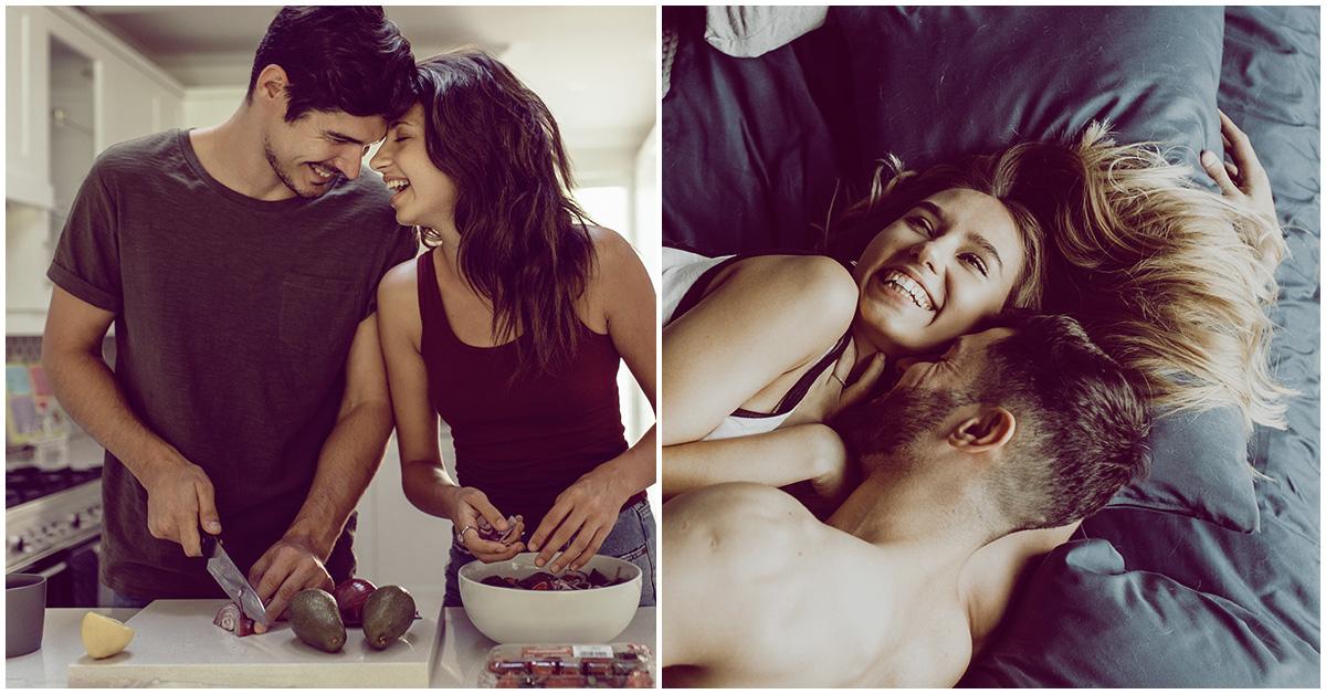 3 pasos para volver a conectar con tu pareja