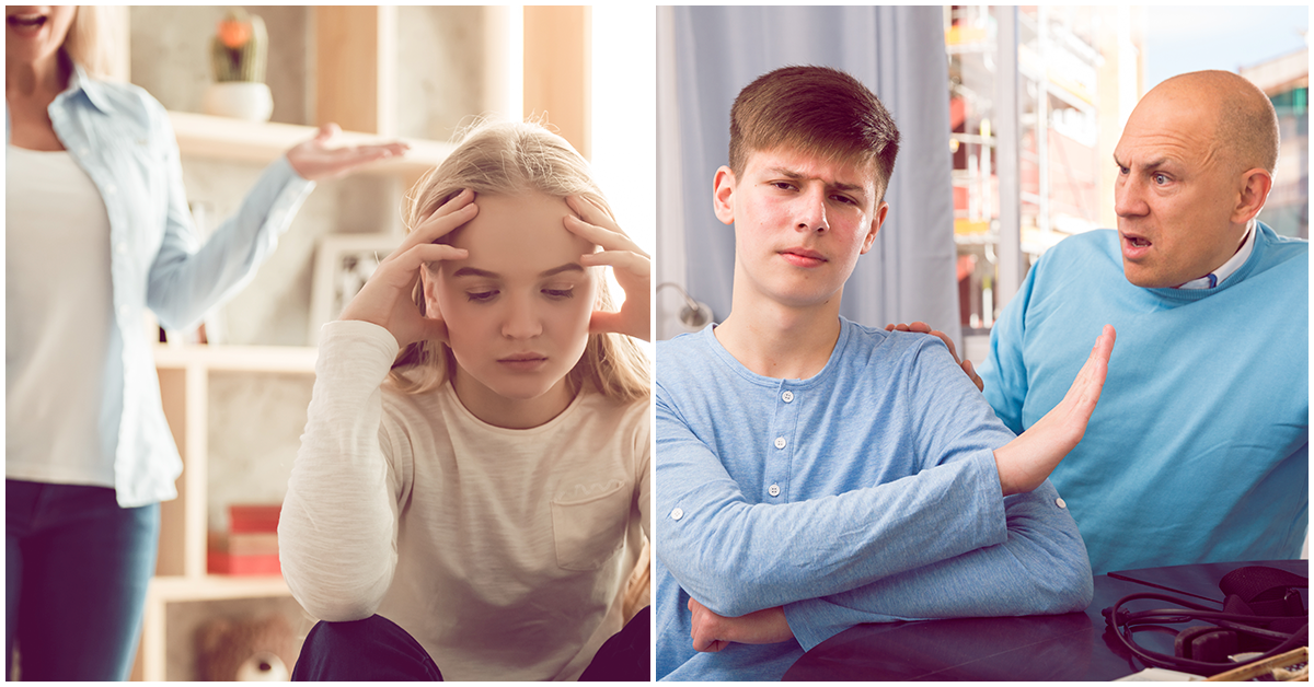 Cosas que haces y podrían estar malcriando a tu hijo adolescente