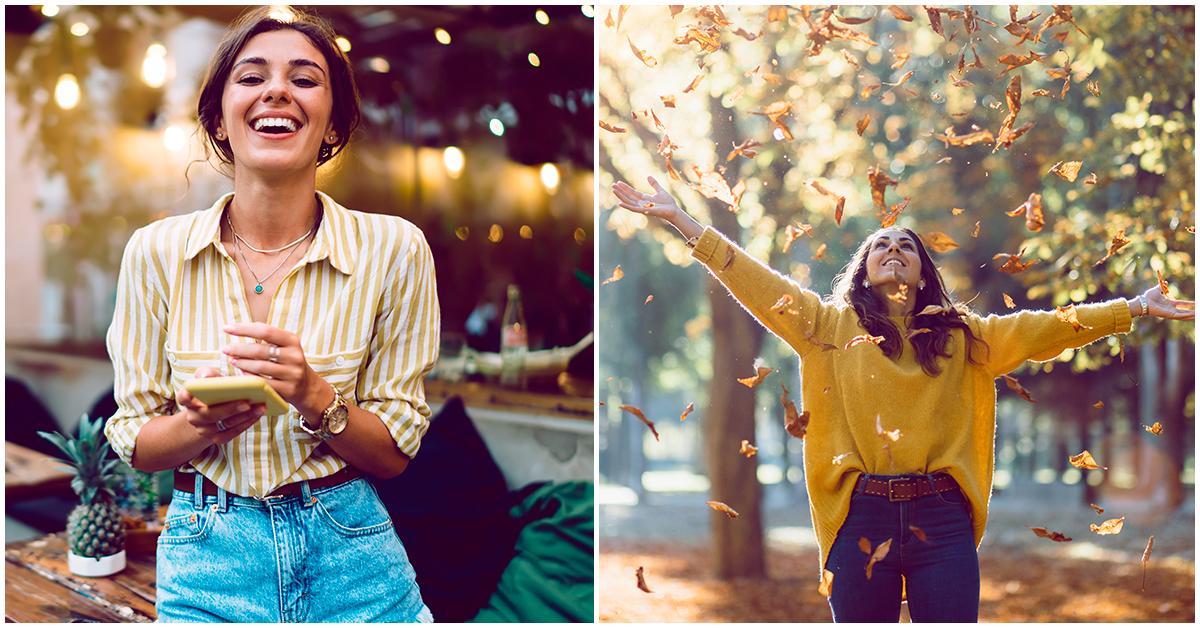 Qué puedes hacer día con día para ser más feliz