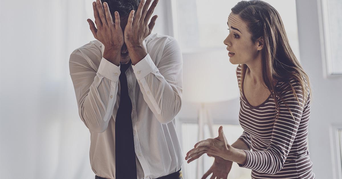 El peor error que cometí en mi relación fue apoyar los sueños de mi pareja