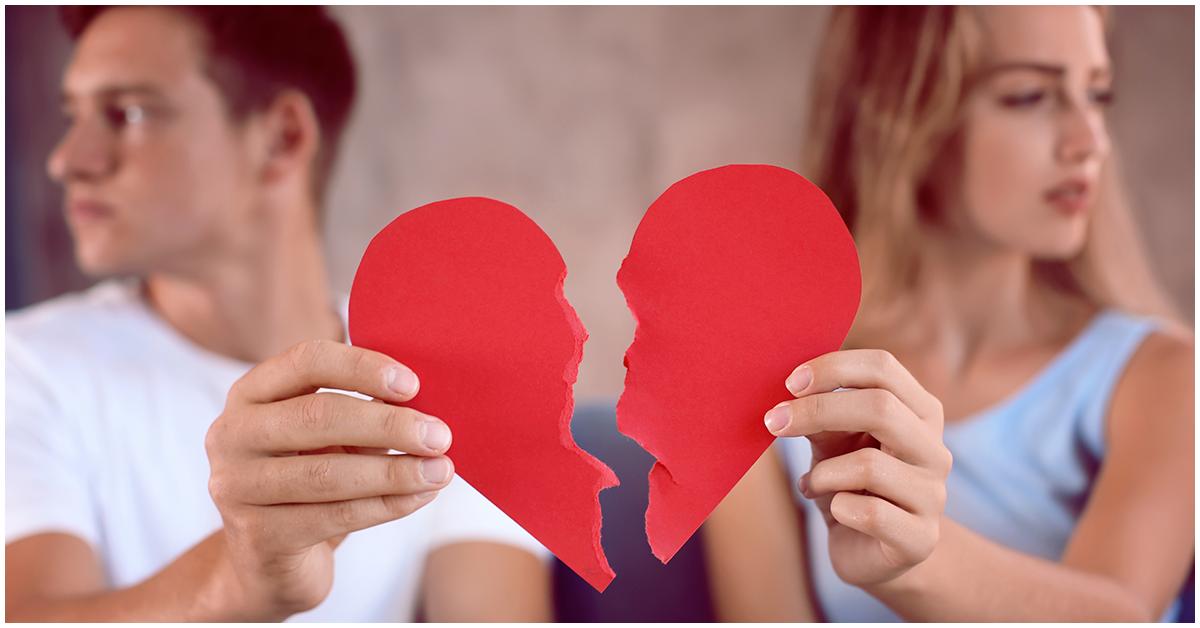 Las razones más tontas por las que ha terminado una relación