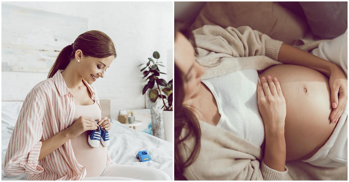 Embarazo: cómo empiezas a amar a alguien que no conoces