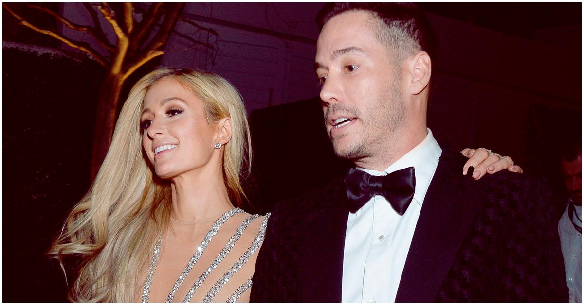 ¡Paris Hilton se nos casa!