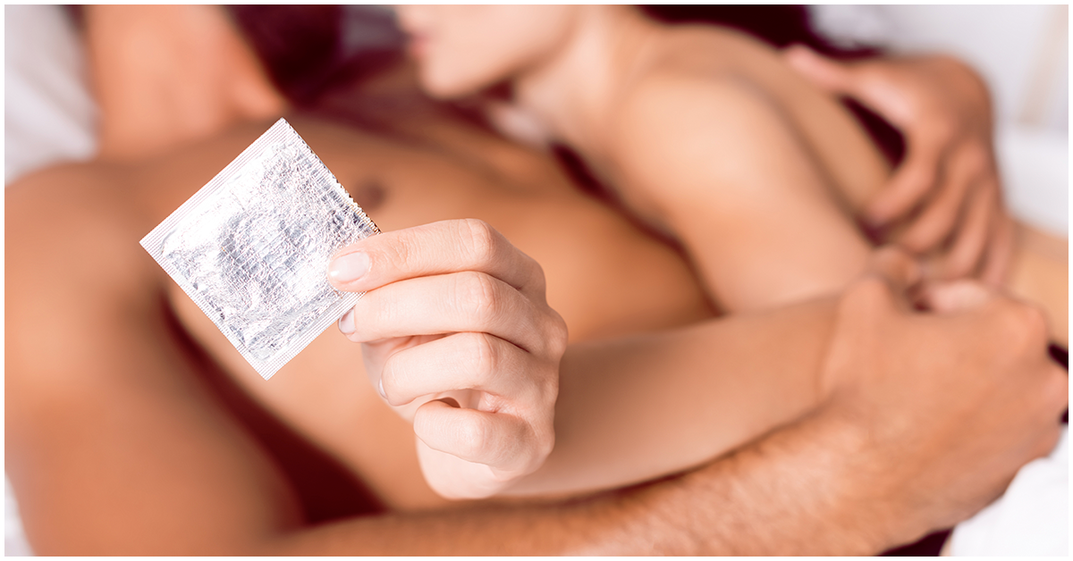 Sexo sin condón, ¿de verdad piensas hacerlo así?