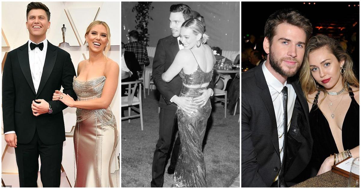 Celebridades que se han casado en secreto