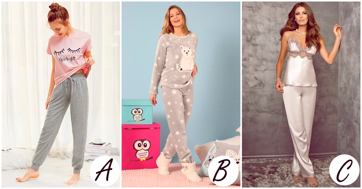 Descubre qué pijama va contigo de acuerdo a tu estilo