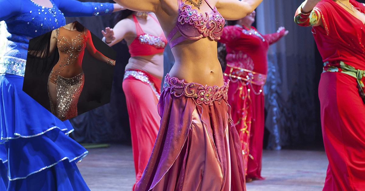 Practica danza árabe después de tu embarazo para perder peso