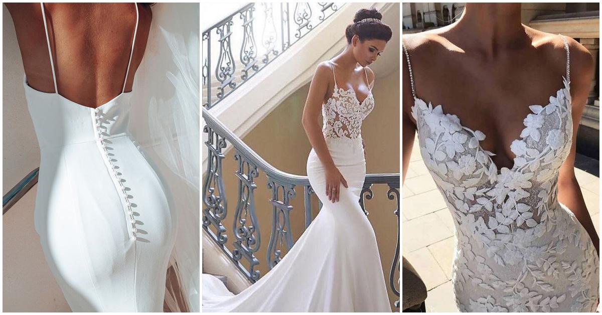 20 Vestidos de novia con diseños atrevidos