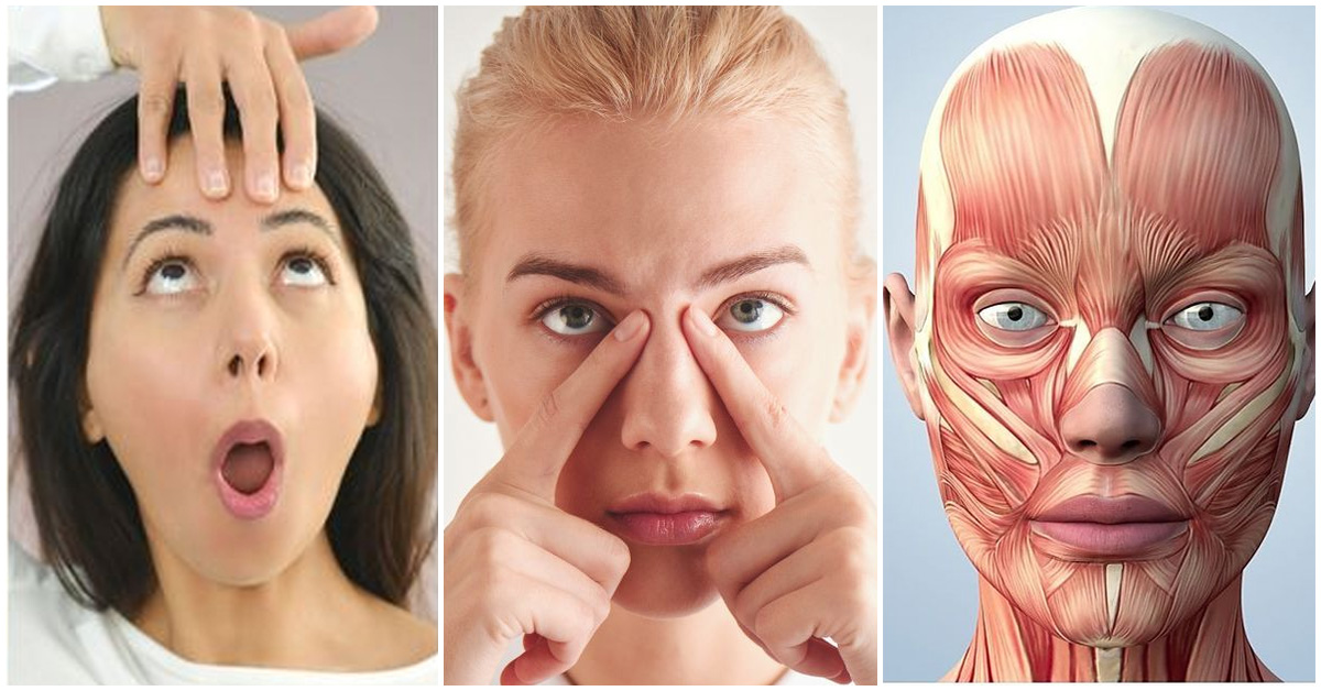 Yoga facial para evitar arrugas