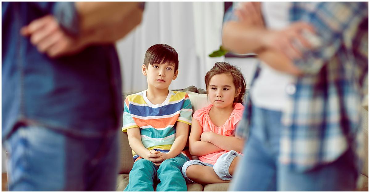 Lo malo de ser hija de padres divorciados es…