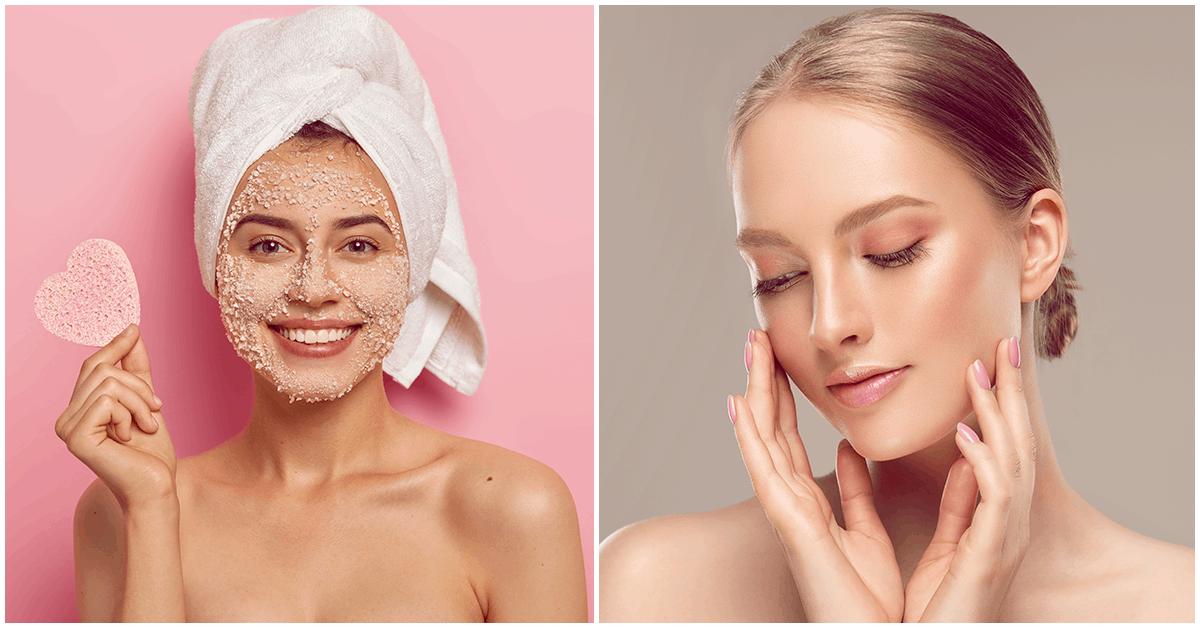Cómo exfoliar tu rostro sin lastimarlo