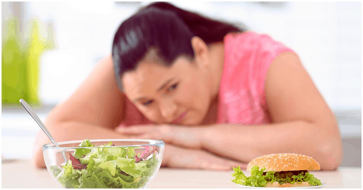 Por qué no deberías estar a dieta