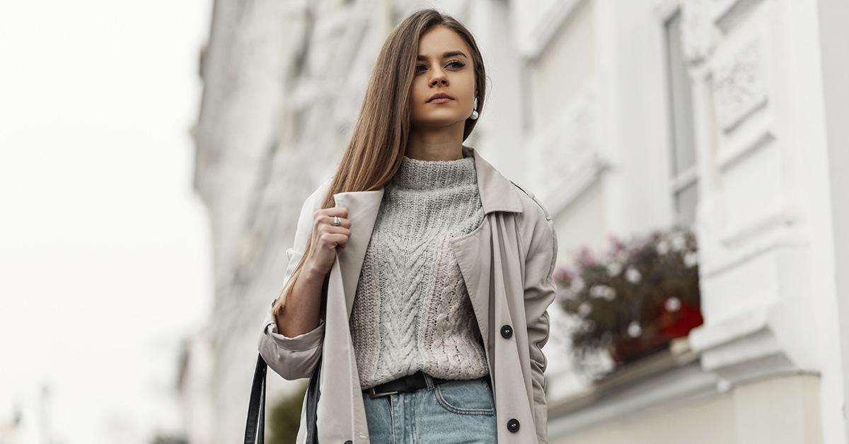 10 tips para lucir más delgada con la ropa adecuada