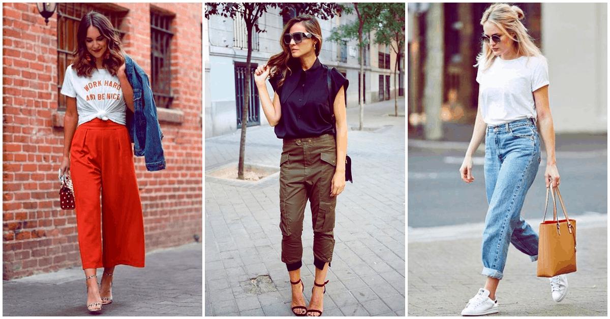 Tipos de pantalones, conócelos todos