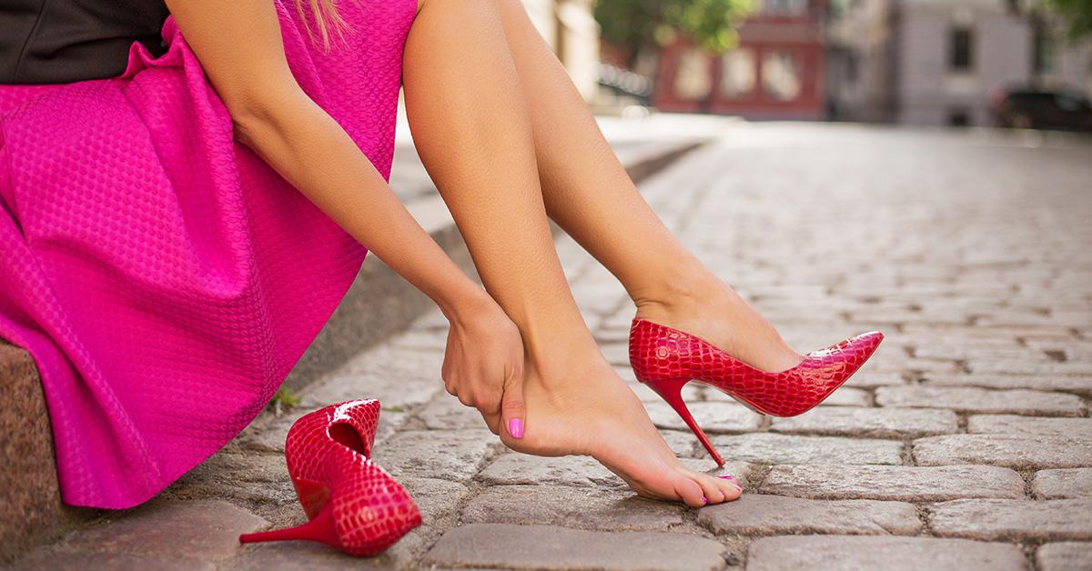 Remedios para suavizar tus pies